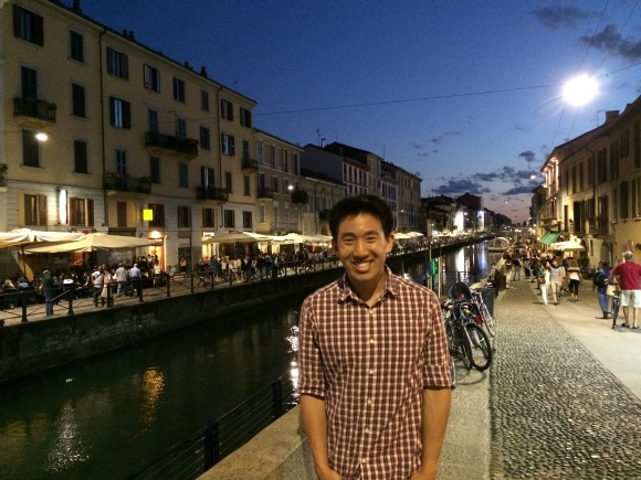 Navigli: Ancient canals and home of Milanese nightlife.