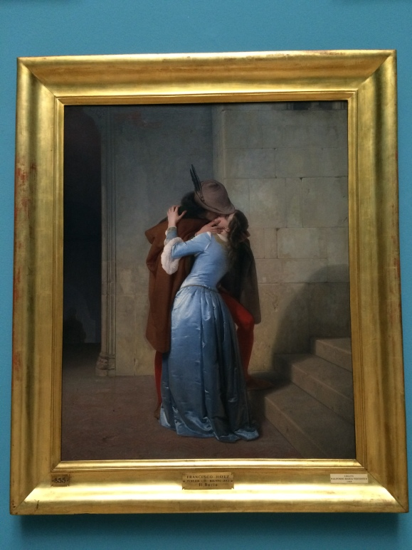 The Kiss (Hayez 1859)